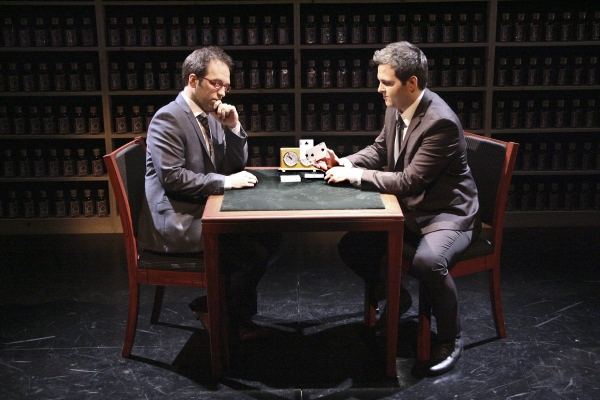 Photo Flash: First Look at Geffen's NOTHING TO HIDE, Directed by Neil Patrick Harris!